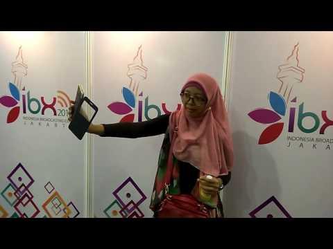 INDONESIA BROADCASTING EXPO 2016 BALAI KARTINI JAKARTA