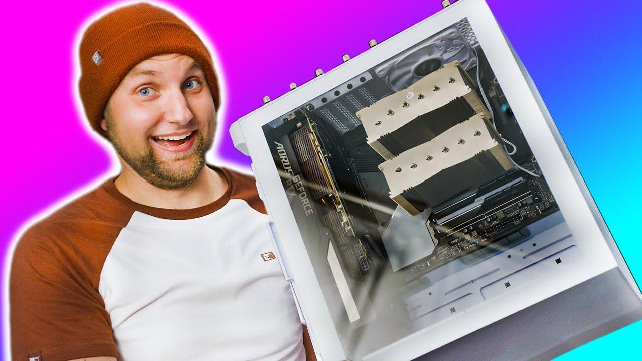 Download This Is My DREAM PC Case! - Lian Li O11 AIR MINI