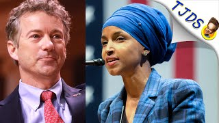 Rand Paul's Bulls**t Attack On Ilhan Omar