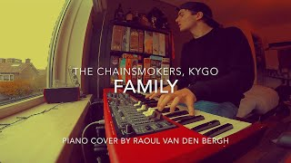 The Chainsmokers, Kygo - Family (Piano Cover + Sheets) видео