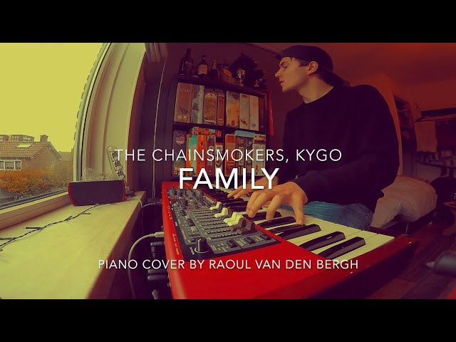 The Chainsmokers, Kygo - Family (Piano Cover + Sheets)