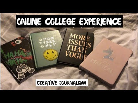 ONLINE COLLEGE EXPERIENCE!