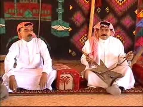 مطرب البادية العراقي طالب الدليمي ربابة