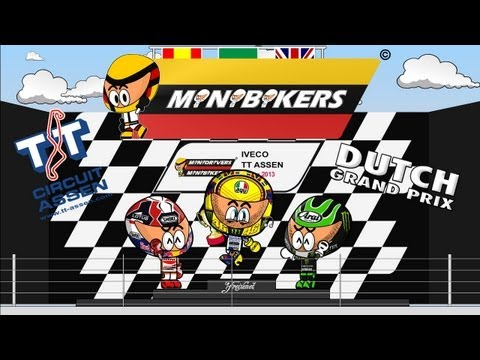 MiniBikers - Chapter 4x07 - 2013 Dutch Grand Prix