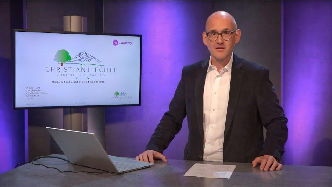Vorstellung Christian Liechti