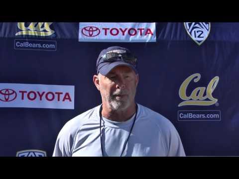 Cal Football: Defensive Coordinator Art Kaufman 8-03-16