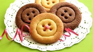 🍪 Печенье пуговицы  или  пуговки. 👆👍 Рецепт печенья