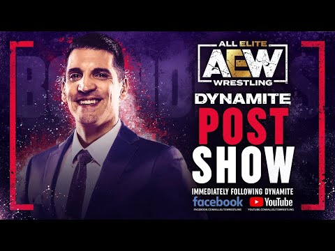 """Falls Count Anywhere Fall Out"" - AEW Dynamite Post-Show"