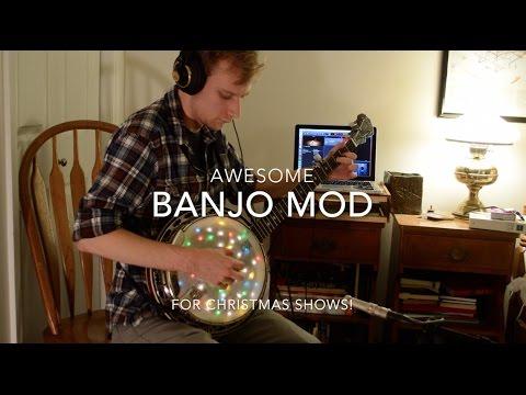 Christmas Banjo Mod!