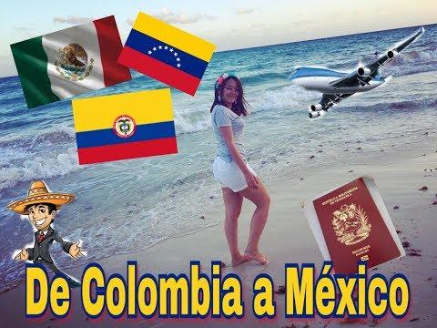 Me fui para MÉXICO! Cancún, Cenotes y Tulum ... Venezolanos por el mundo.
