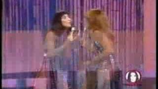 tina turner and cher- shame shame shame