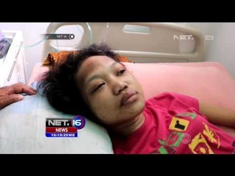 Majikan Tega Setrika Perut Pembantu Rumah Tangganya - NET16