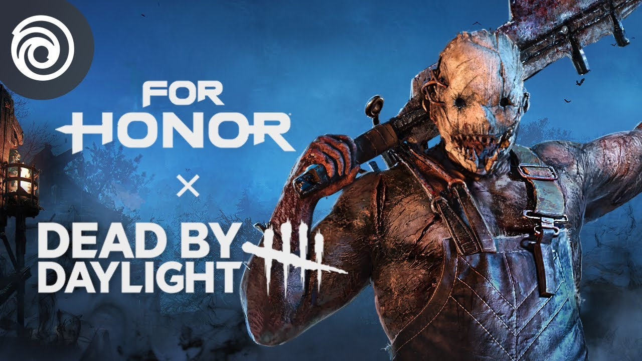 Кроссовер For Honor x Dead By Daylight   Событие в честь Хэллоуина 2021