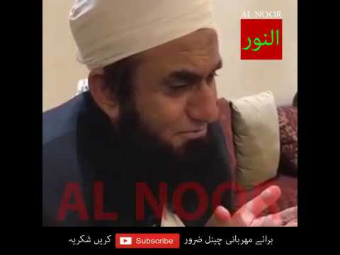 Moulana tariq jameel bayan after junaid jamshed death junaid jamshed plane crash video