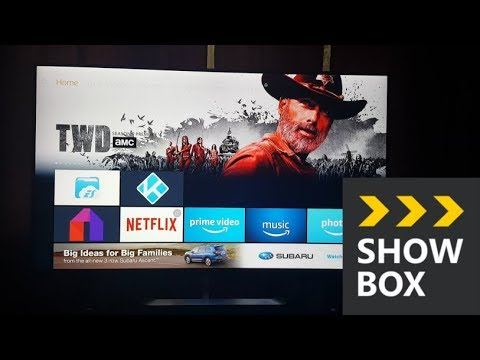 ShowBox APK for Fire Stick  #Smartphone #Android