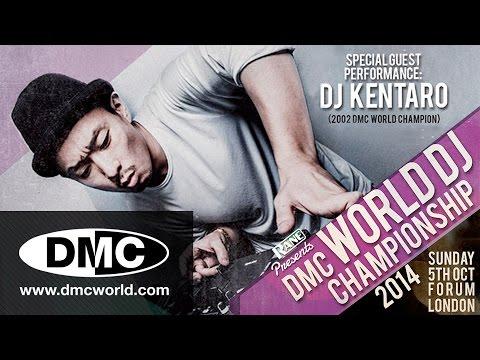 2014 DMC World DJ Championships - Sunday 5th October, The Forum, London.