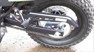 Мотоцикл RACER FORESTER