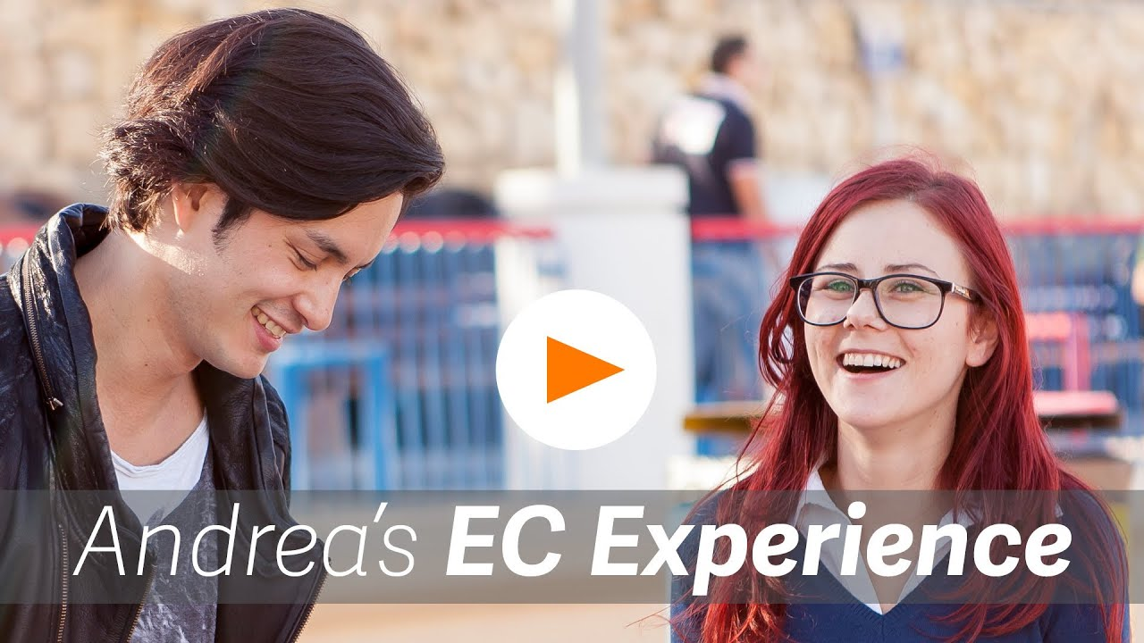 Andrea Cocco - My EC English School Experience, English as a second language (ESL)