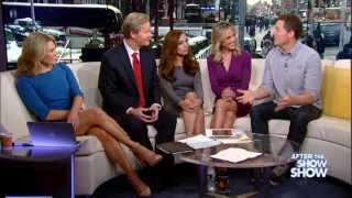 Heather Nauert - After the Show Show 1-23-2014
