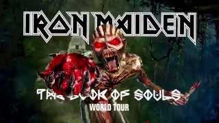 Iron Maiden South Africa 2016