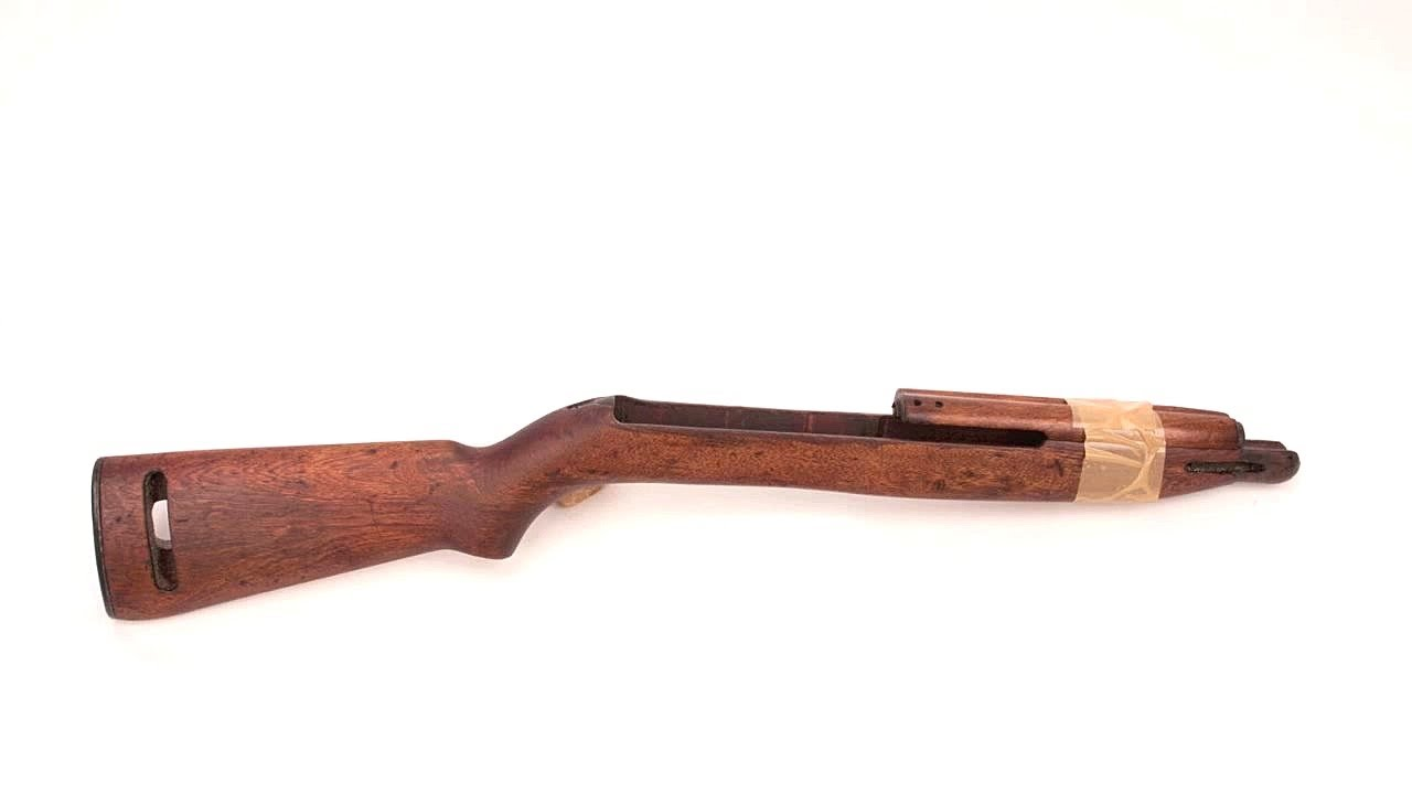 M1 carbine stock options