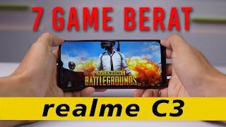 1,5Jutaan!! Gaming Test Realme C3 - PUBG, COD, AOV, MLBB !!