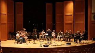 "Met Opera Brass ""Waltzes, Songs, & Festive Scenes"" - Recording Session Video"