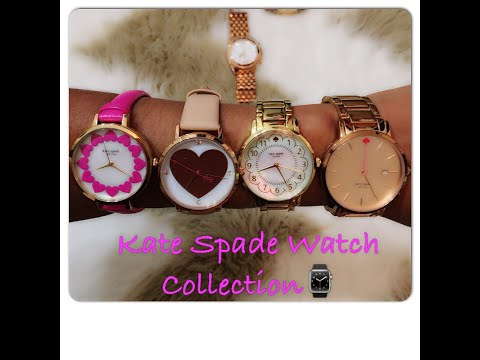 Kate Spade Watch Collection