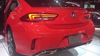 Buick Regal Sportback GS - Detroit Auto Show 2018