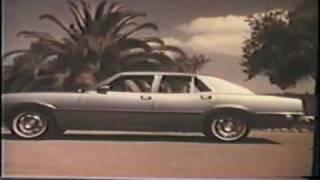 Misc. Car Vintage Commercials Pt 7