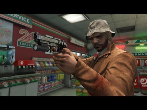 Sorry, I Lied!  - GTA V Machinima Short (Rockstar Editor PS4)