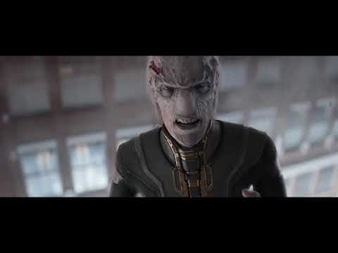All Ebony Maw Scenes (Including Endgame)