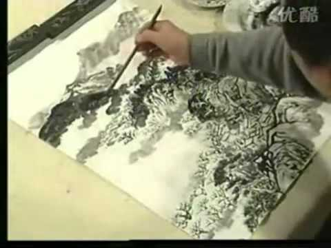 徐建明   Landscape Chinese Painting with Composition Study for Beginners Part 10