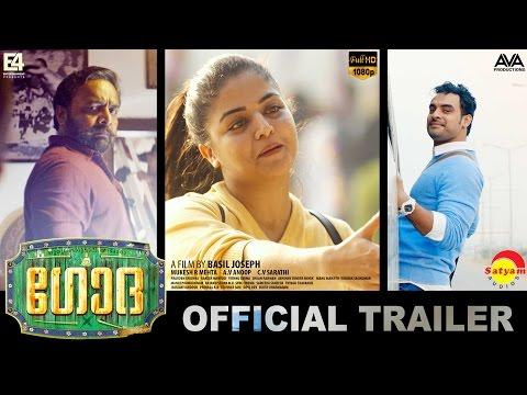 Godha Official Trailer HD | Tovino Thomas | Basil Joseph | Wamiqa Gabbi