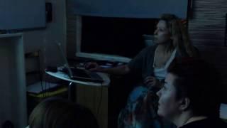 En classe de français par cinéma.  Французский по кино