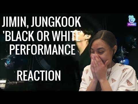 JIMIN & JUNGKOOK - 'Black Or White' Michael Jackson Dance (PROM PARTY) Reaction