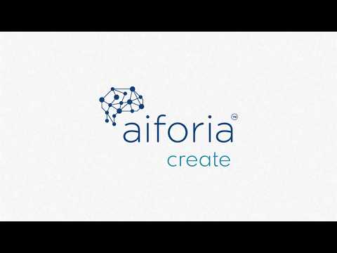 Aiforia™ Create - the first self-service deep learning algorithm tool for pathology