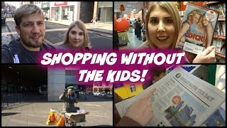 SHOPPING WITHOUT THE KIDS (PARENTAL ADVISORY) thumbnail