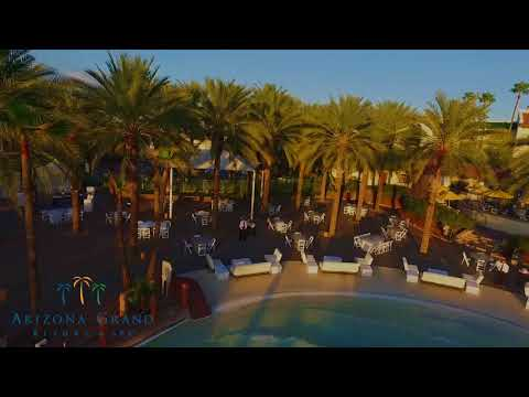 Arizona Grand Resort & Spa in Phoenix, AZ - Tour