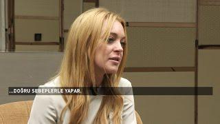 Lindsay lohan neden başörtüsü taktı ve neden türkiye'de?
