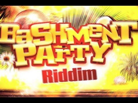 THE BASHMENT PARTY RIDDIM MEGAMIX - FWI MUSIC