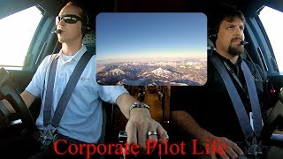 Gulfstream G-IV San Francisco Parallel Approach With 737! - Pilot VLOG 38