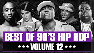 90's Hip Hop Mix #12 | Best of Old School Rap Songs | Throwback Rap Classics | Westcoast | Eastcoast