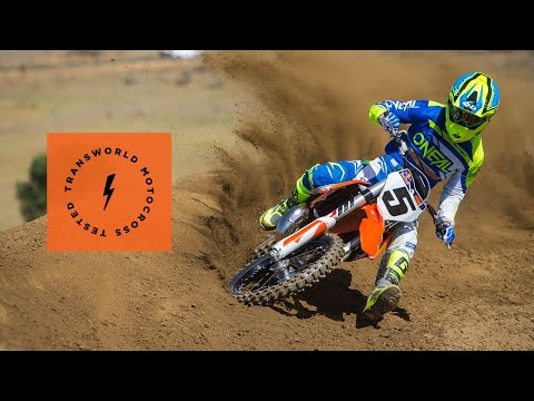 First Impression Of The 2019 KTM 250 SX