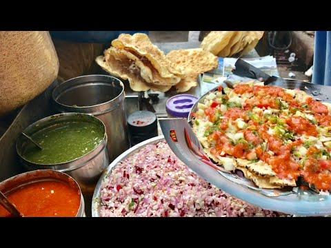 'Khau Galli'-   Mumbai street food- (Bhuleshwar & Masjid )