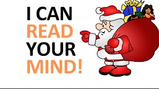WOW: I can read your mind!! (LOL Christmas Special)