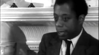"James Baldwin and America's ""racial problem"""