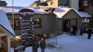 Ski Mont Blanc Resort Région Mont-Tremblant Quebec