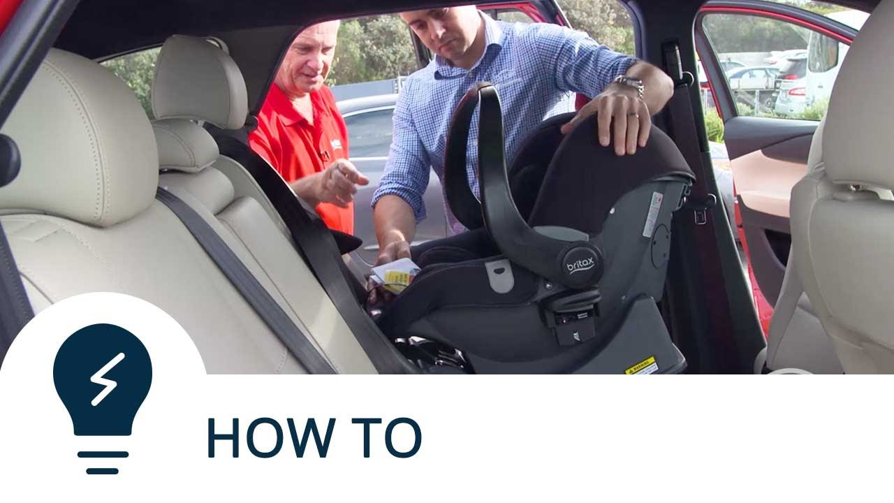 How To Correctly Install A Baby Capsule