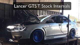 Lancer GTS Turbo Stock Internals